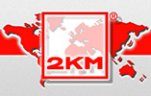 2KM - Sponsor to Max Bird Racing