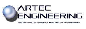 Artec Engineering - Sponsor to Max Bird Racing