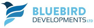 Bluebird Developments - Sponsor to Max Bird Racing